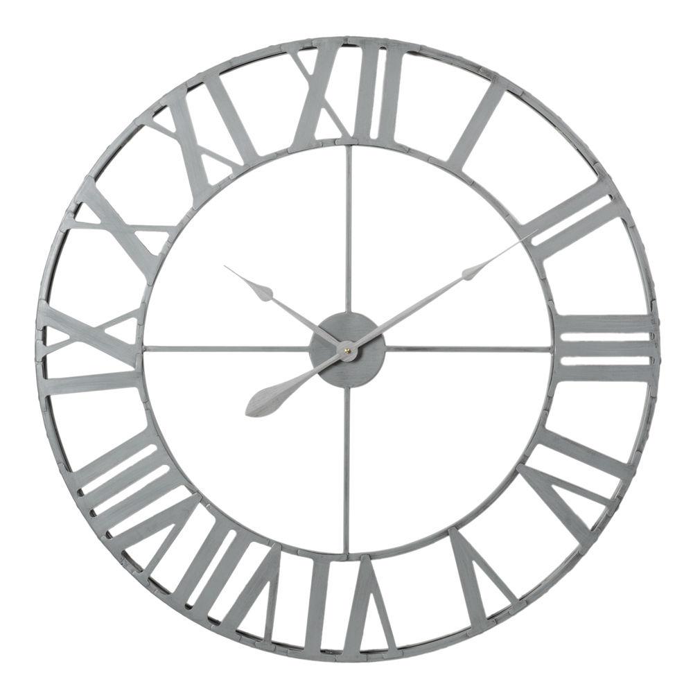 Horloge murale geante maison du monde - Horloge murale grande taille ...