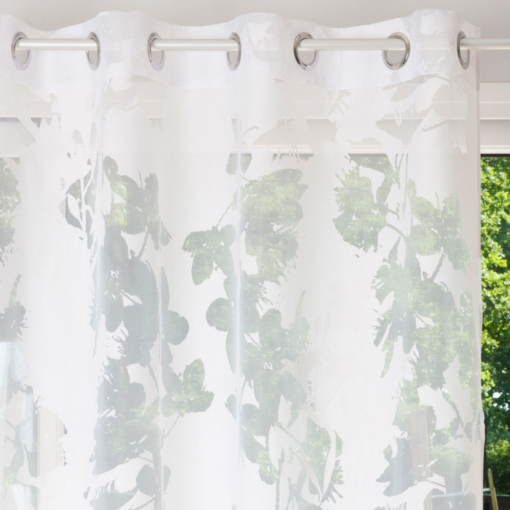 WHITE LINEN CURTAINS Curtains Blinds