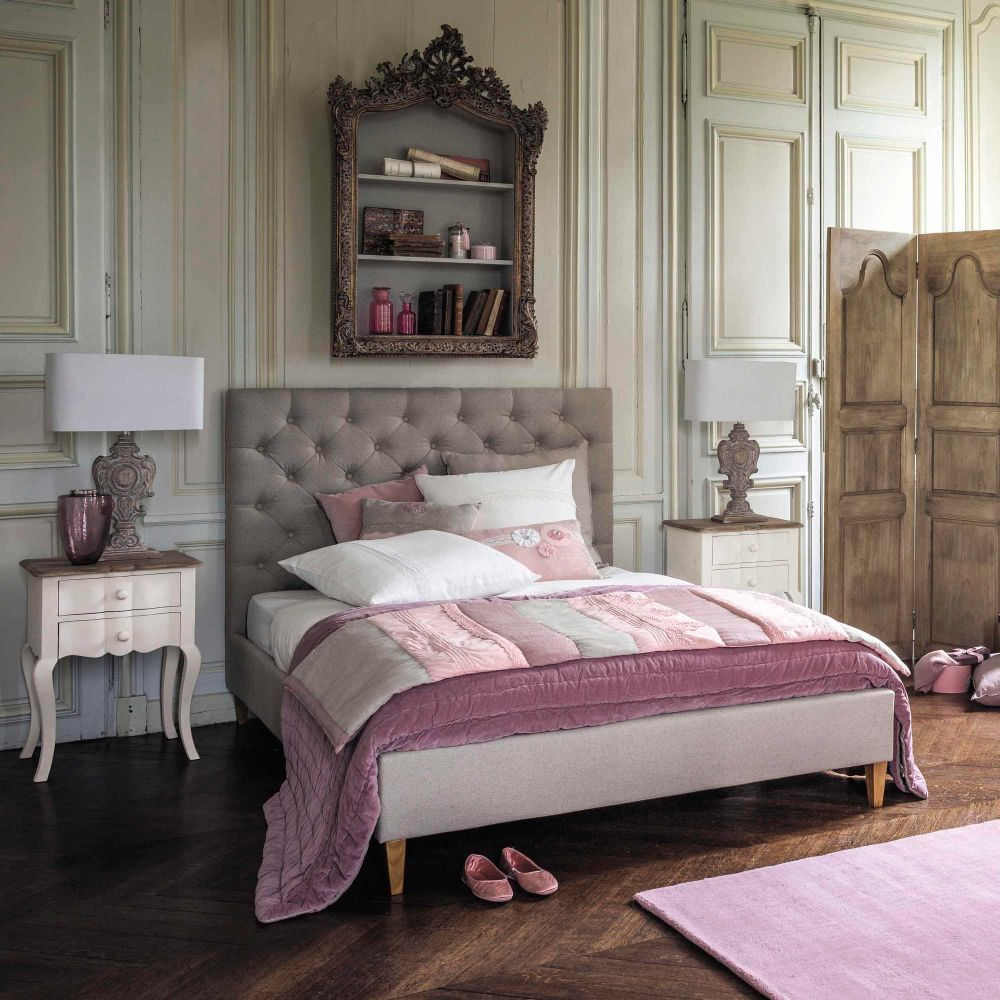 Letto Chesterfield.Pinterest