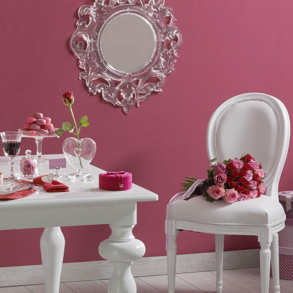 Miroir baroque translucide maisons du monde Miroir baroque maison du monde