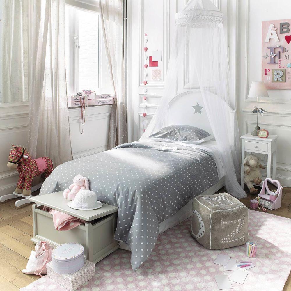 Ciel De Lit En Bois Pas Cher : chevets et tetes de lits ciel de lit enfant pastel