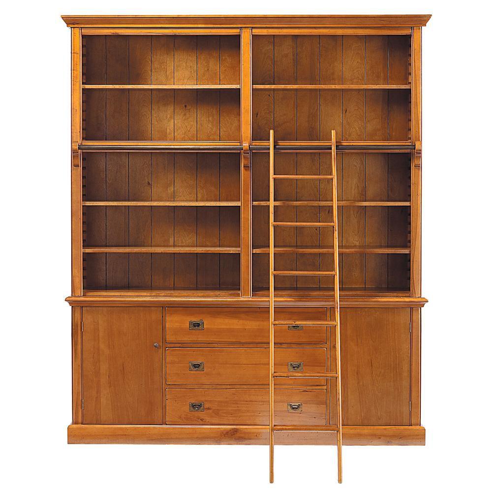 Meuble Bibliotheque De Style