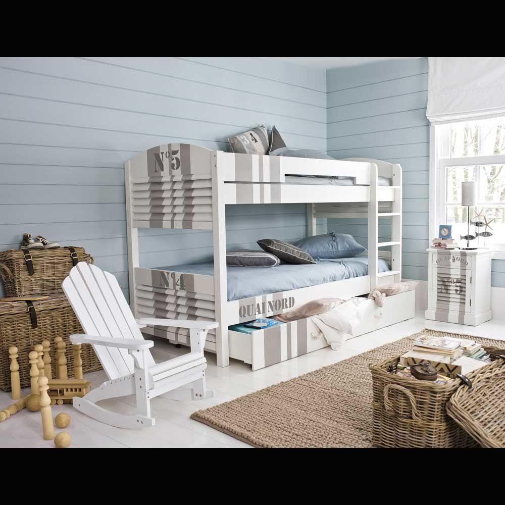 Tapis en laine beige 160 x 230 cm industry maisons du monde - Salle de bain theme mer ...