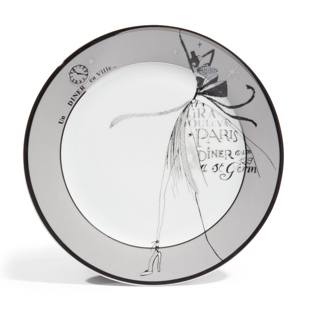 assiette plate maison du monde