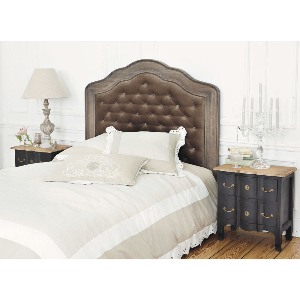 tete de lit capitonnee 28 images lit baroque amburgo. Black Bedroom Furniture Sets. Home Design Ideas