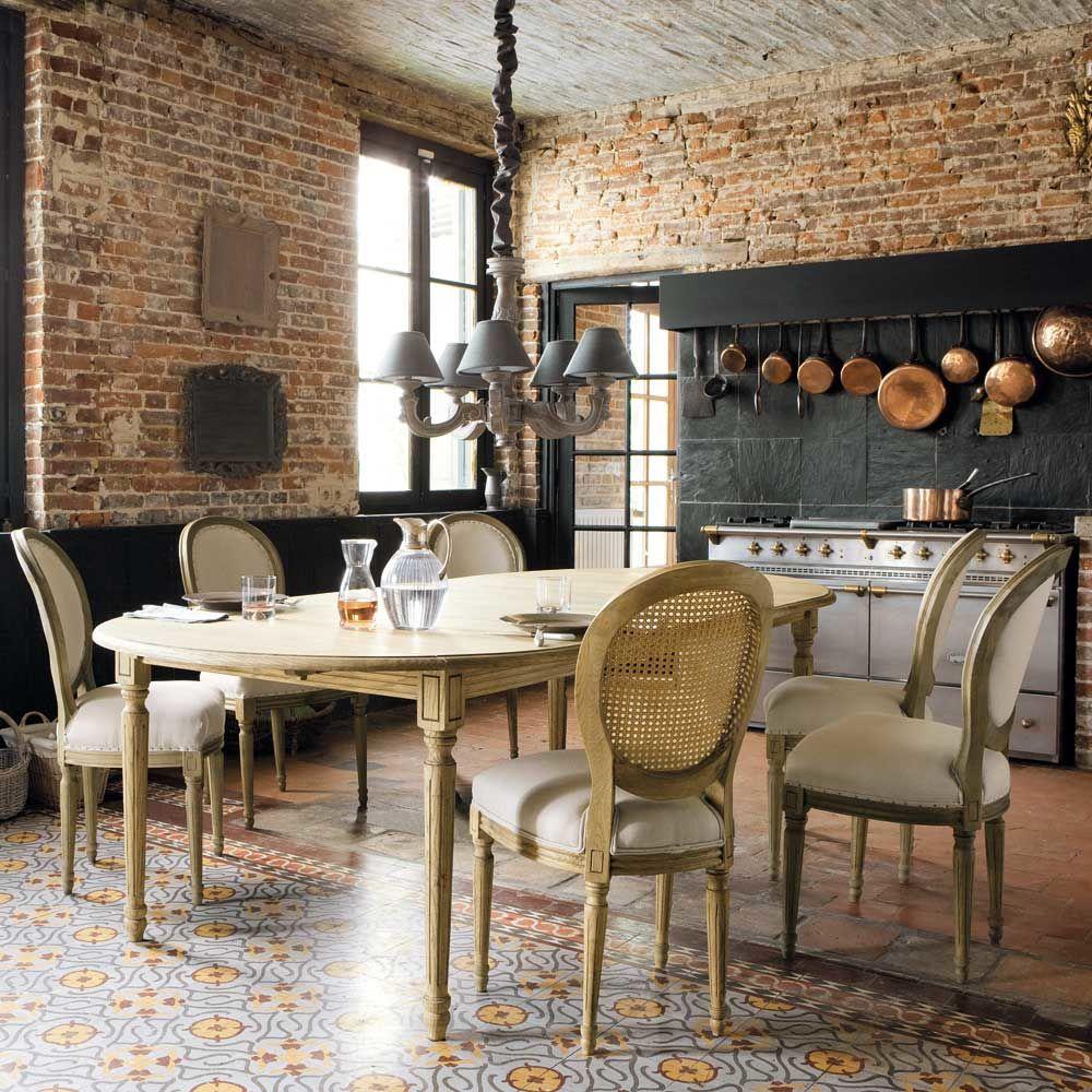 chaise louis maisons du monde. Black Bedroom Furniture Sets. Home Design Ideas