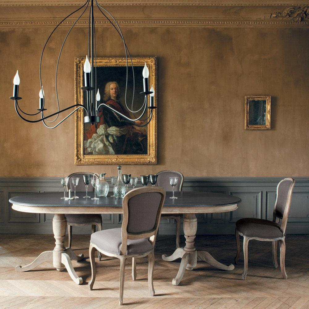 Plus de 1000 id es propos de salles a manger sur pinterest chandeliers m - Chandelier maison du monde ...