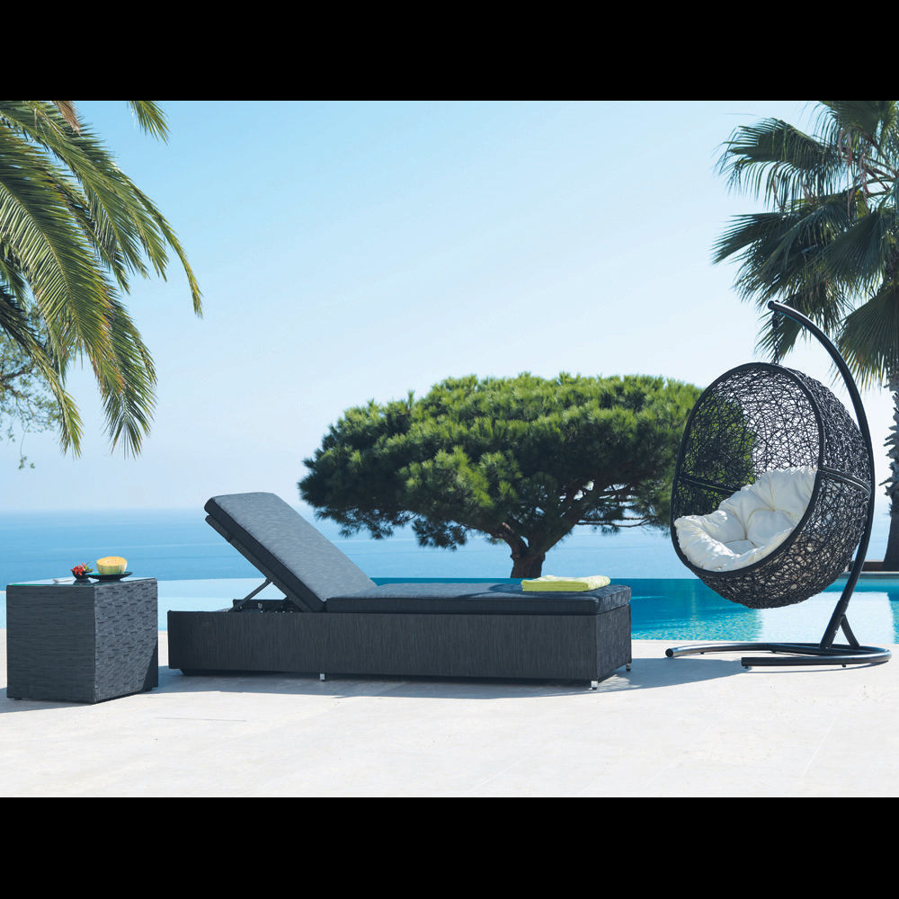 fauteuil suspendu de jardin. Black Bedroom Furniture Sets. Home Design Ideas