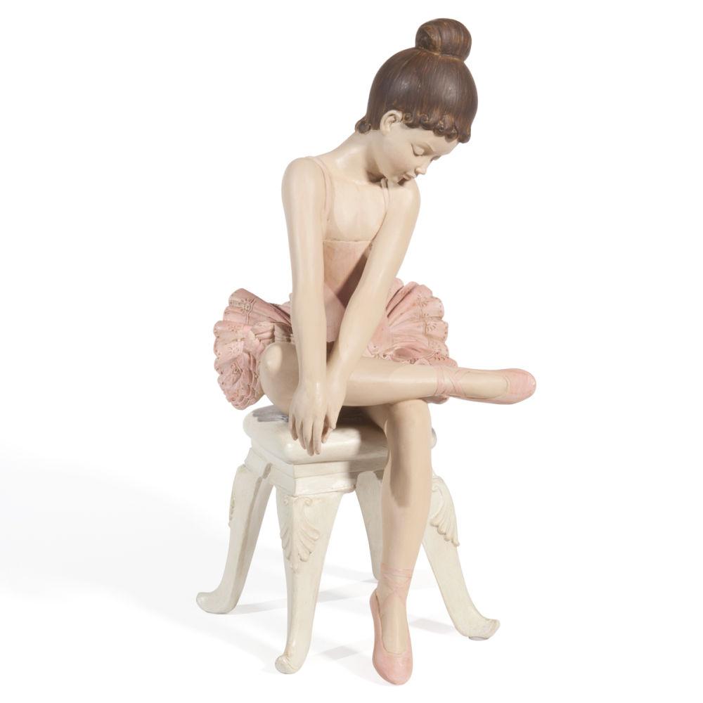 statuetta in resina h 29 cm danseuse maisons du monde - Maison Du Monde Ballerina