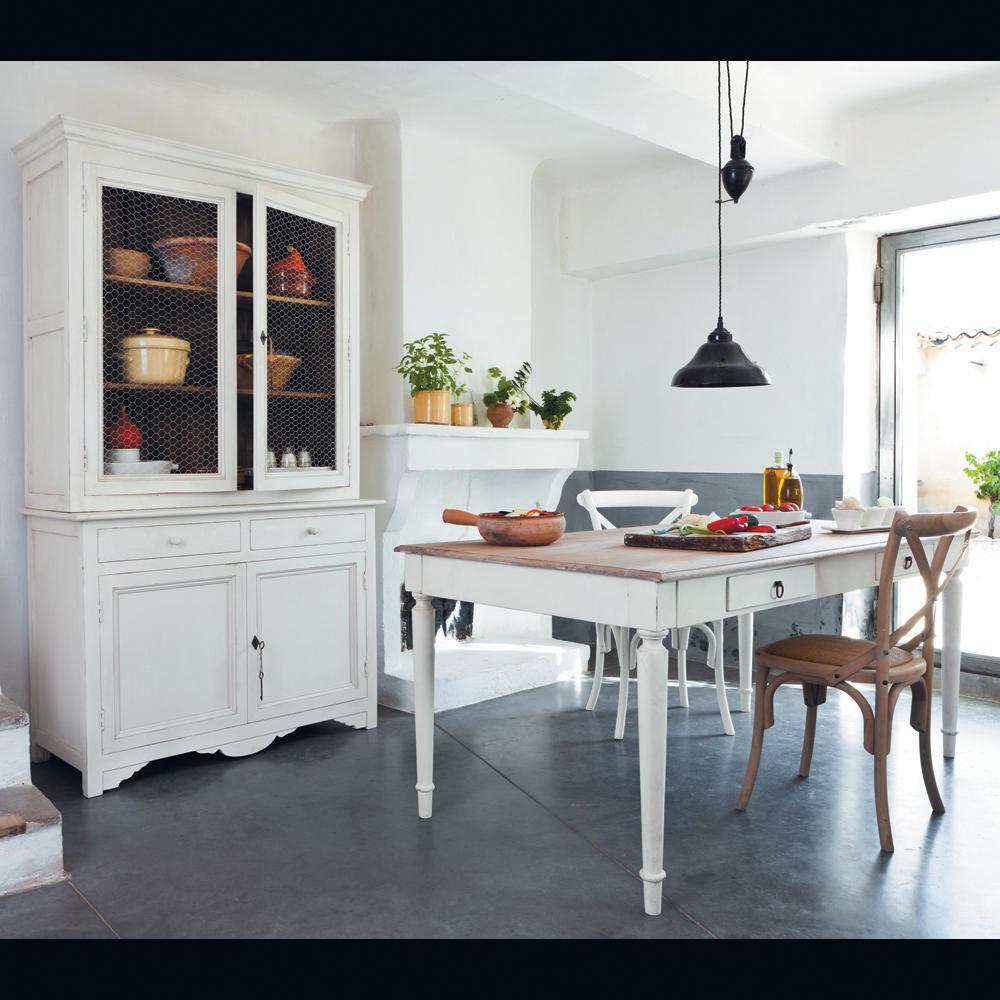 suspension en m tal effet rouille d 28 cm lub ron maisons du monde. Black Bedroom Furniture Sets. Home Design Ideas