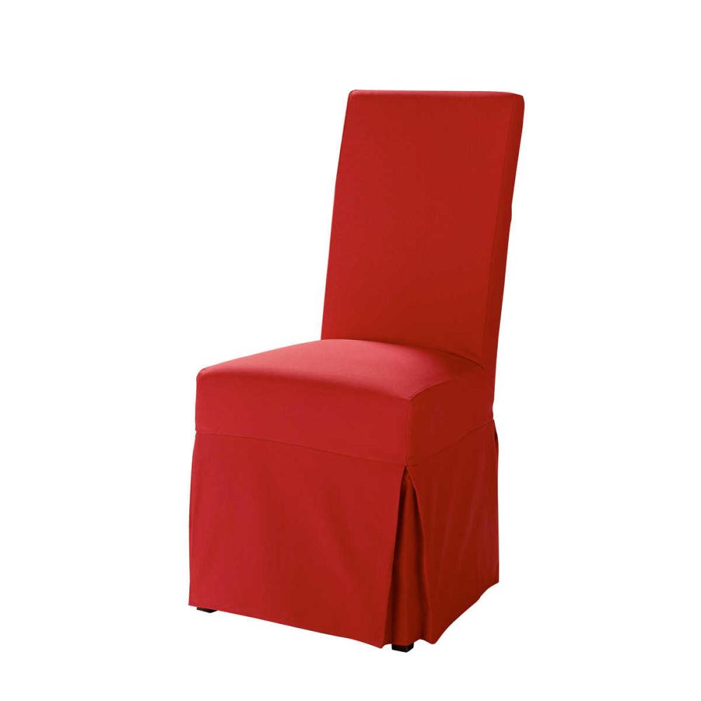 Maisons du monde for Housse de chaise rouge