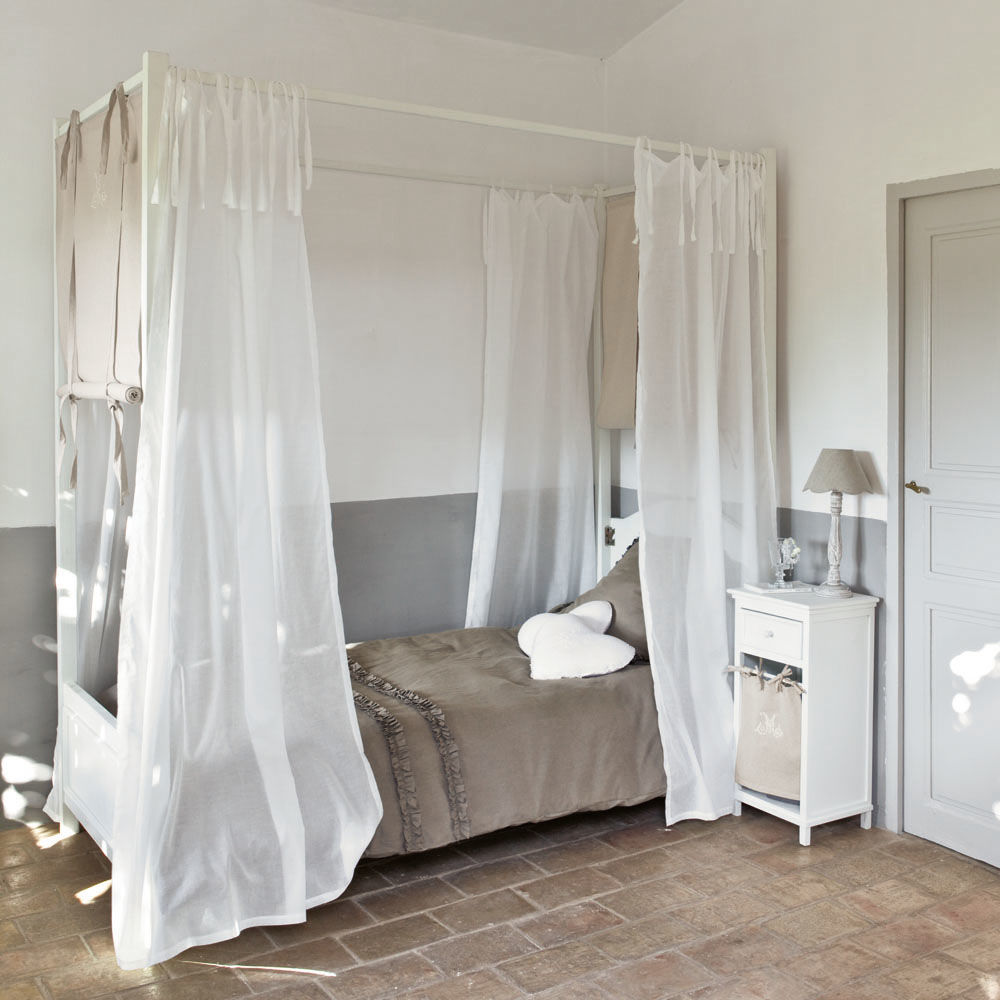 lit baldaquin enfant manosque maisons du monde. Black Bedroom Furniture Sets. Home Design Ideas