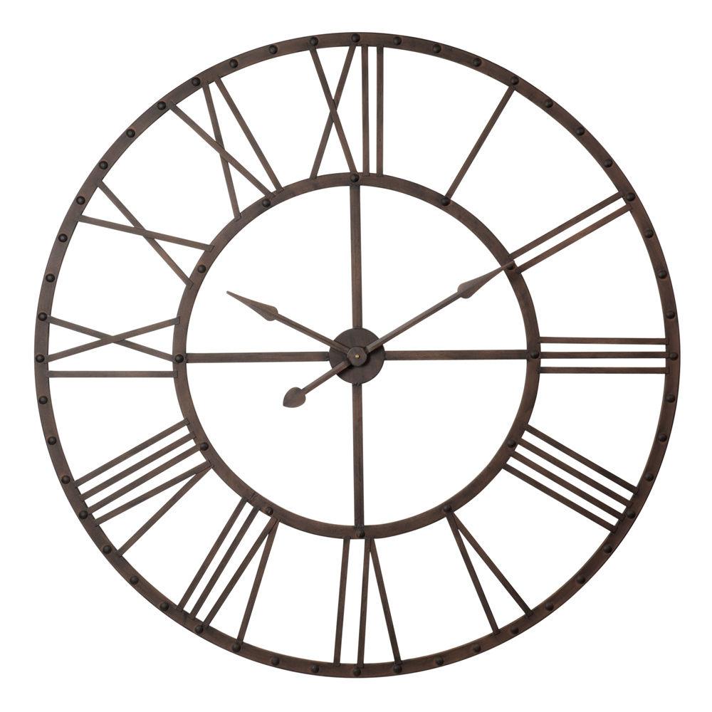 Horloge indus maisons du monde - Pendule murale maison du monde ...