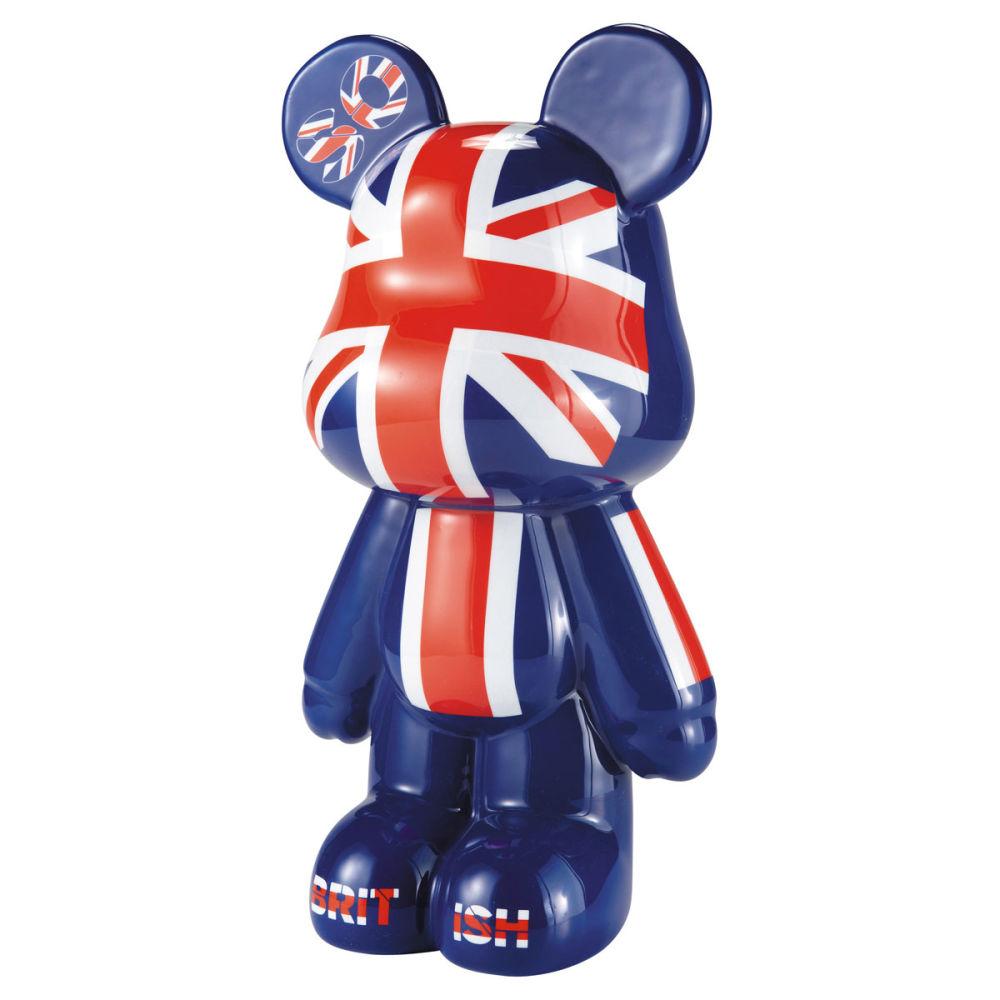 Funky bear Britain - accessoires deco londrs