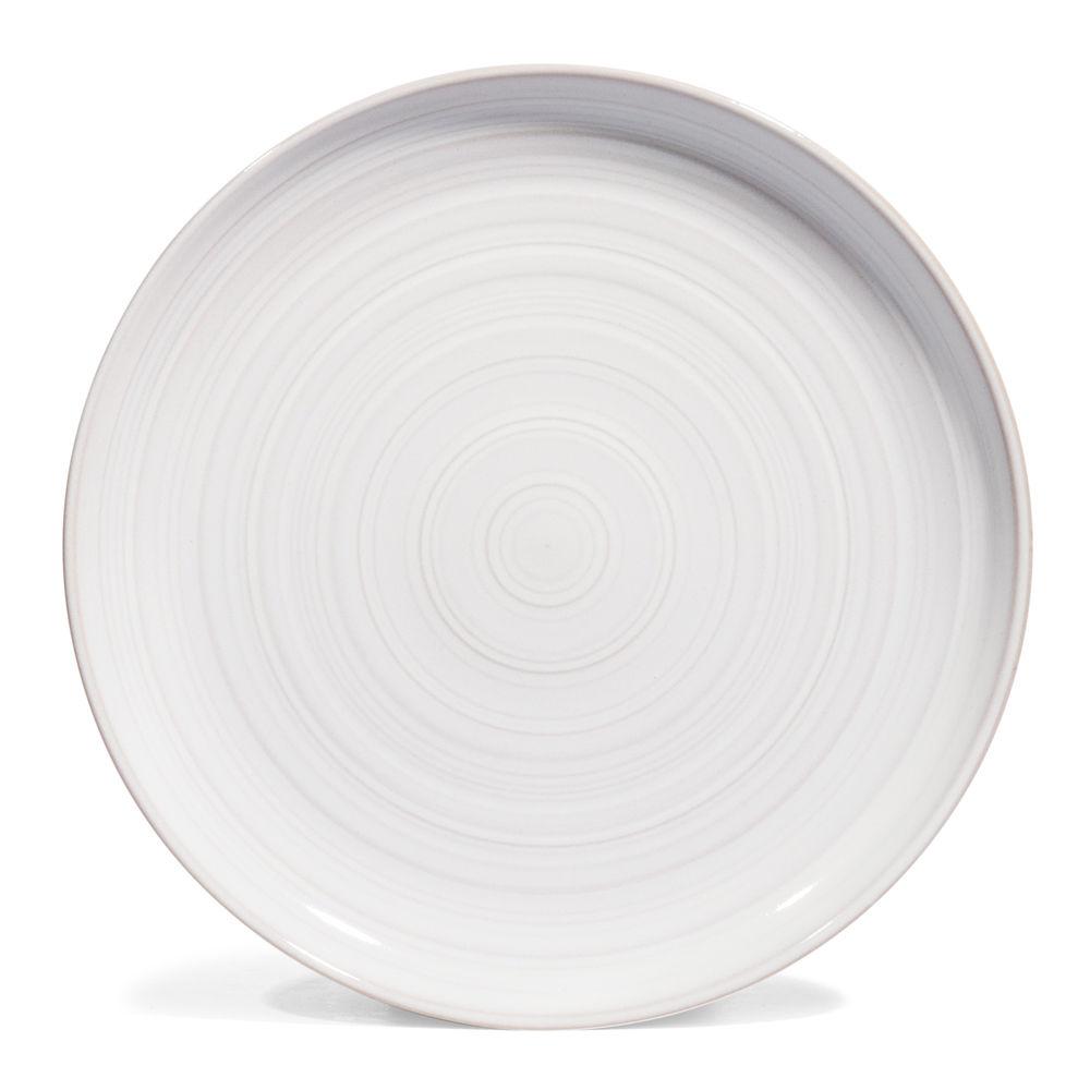 6 assiettes plates Élisabeth  Côté Table
