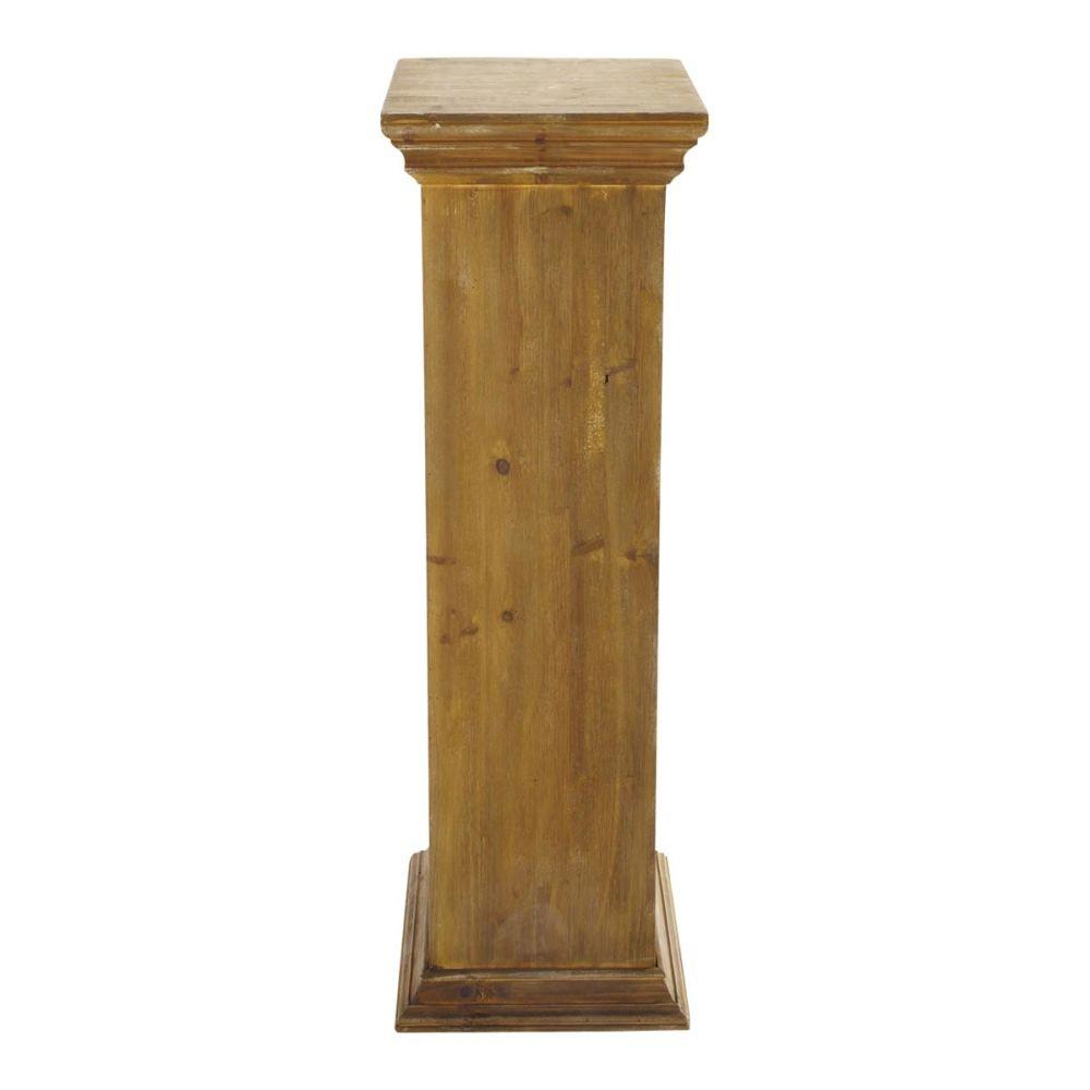 colonne bois cadi re maisons du monde