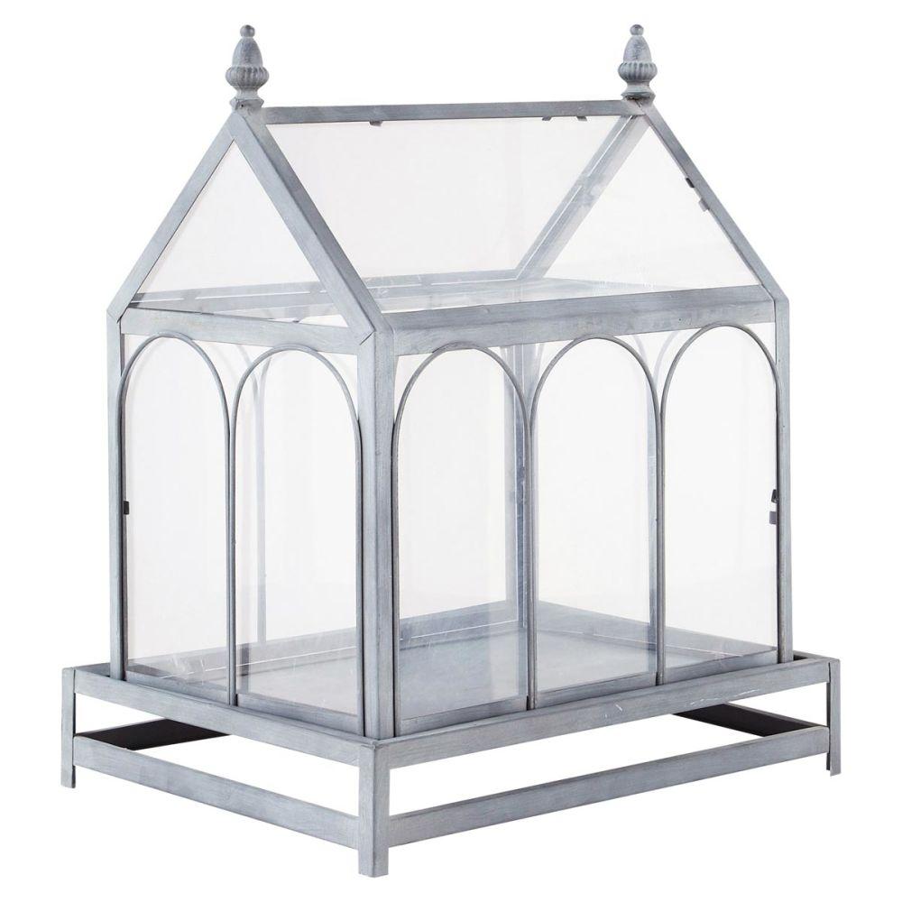 mini serre maison. Black Bedroom Furniture Sets. Home Design Ideas