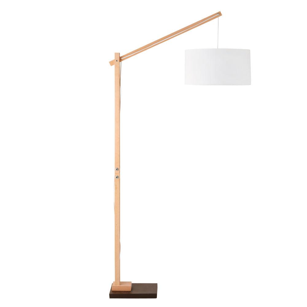 Lampadaire bois maison du monde - Maison du monde lampes ...