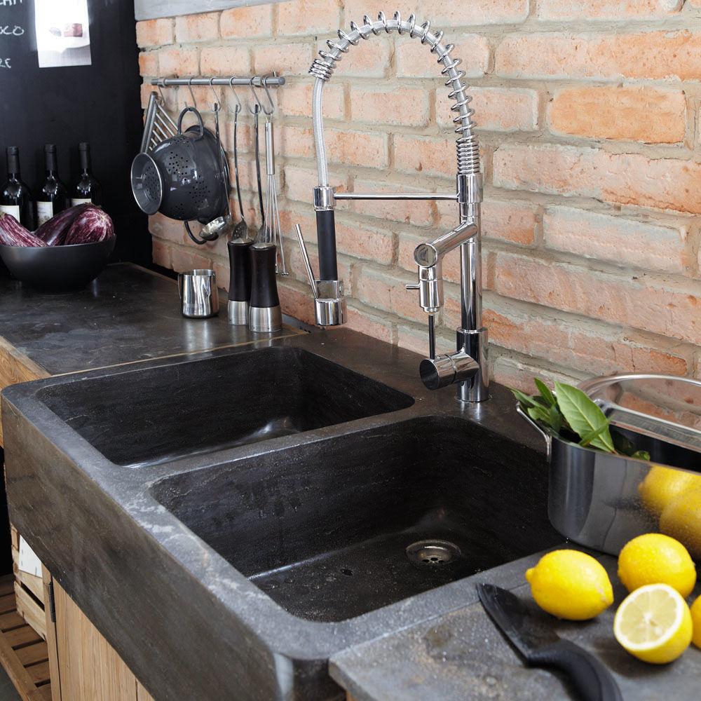 Lavello Cucina Angolare Con Mobile : Lavello cucina bianco prezzi ...