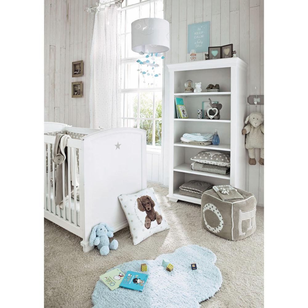 Maison du monde lit bebe pastel ventana blog - Chambre enfant maison du monde ...