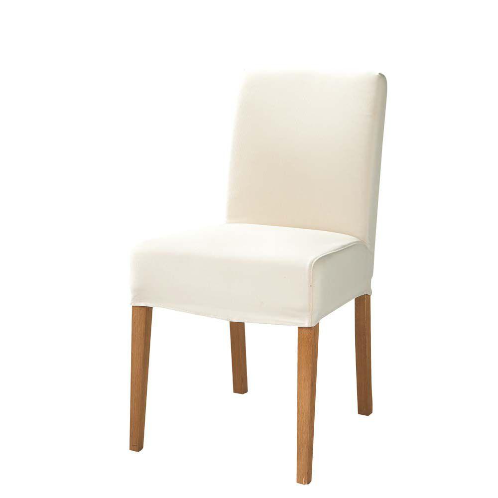 Chaise lounge maisons du monde for Housse de chaise courte