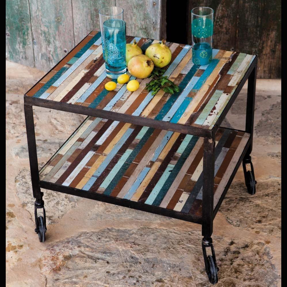 Tendance esprit r cup mobilier canape deco for Maison du monde chemin de table