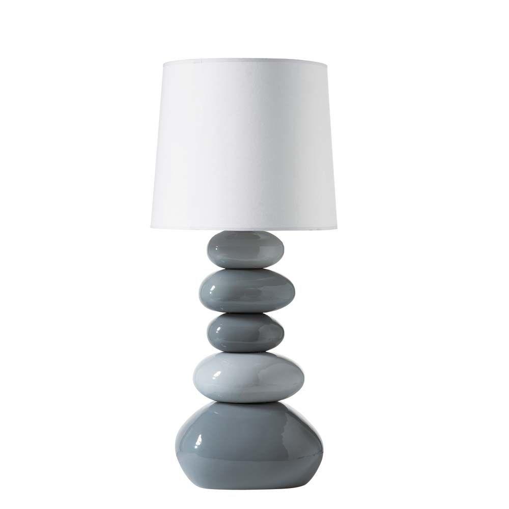 lampe design galet