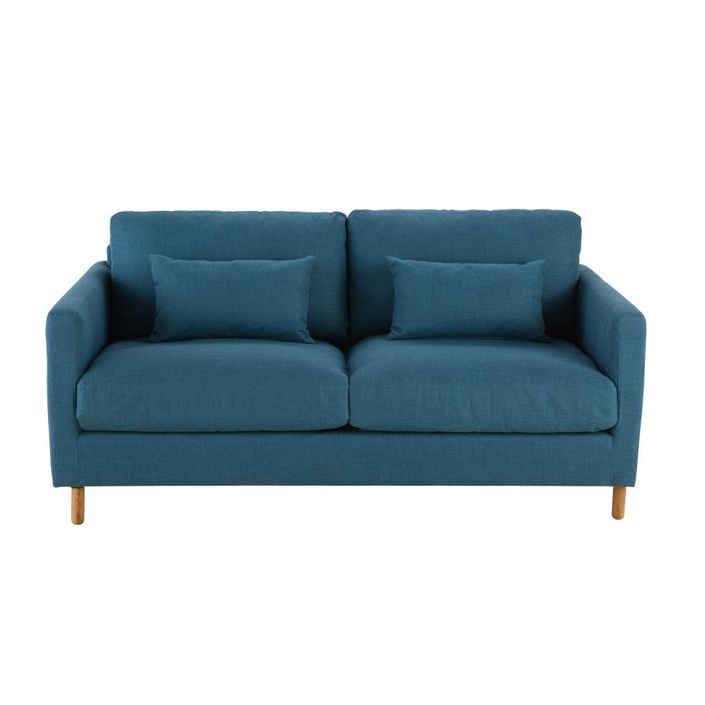 julian canap lit 3 places bleu - Lit 3 Places