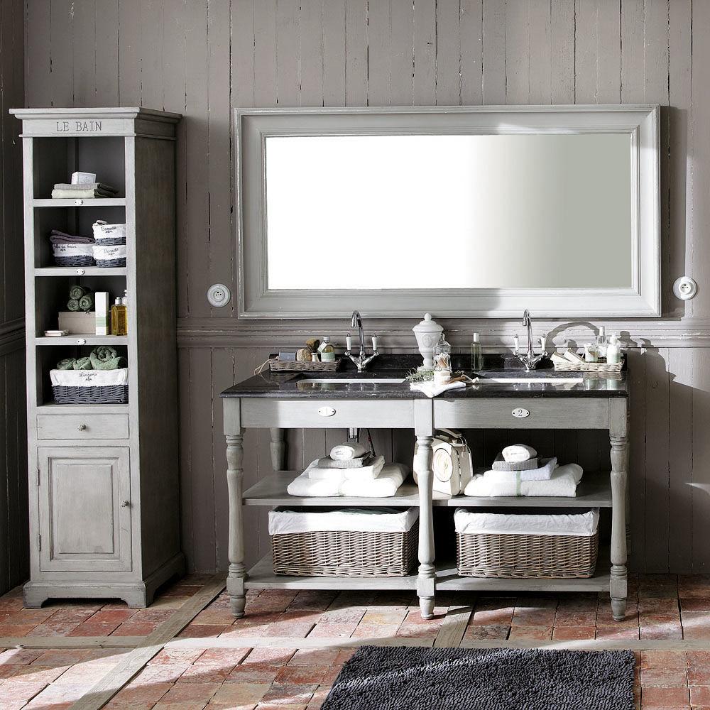 Arredamento provenzale lavabo bagno provenzale for Meuble salle de bain ancien en bois