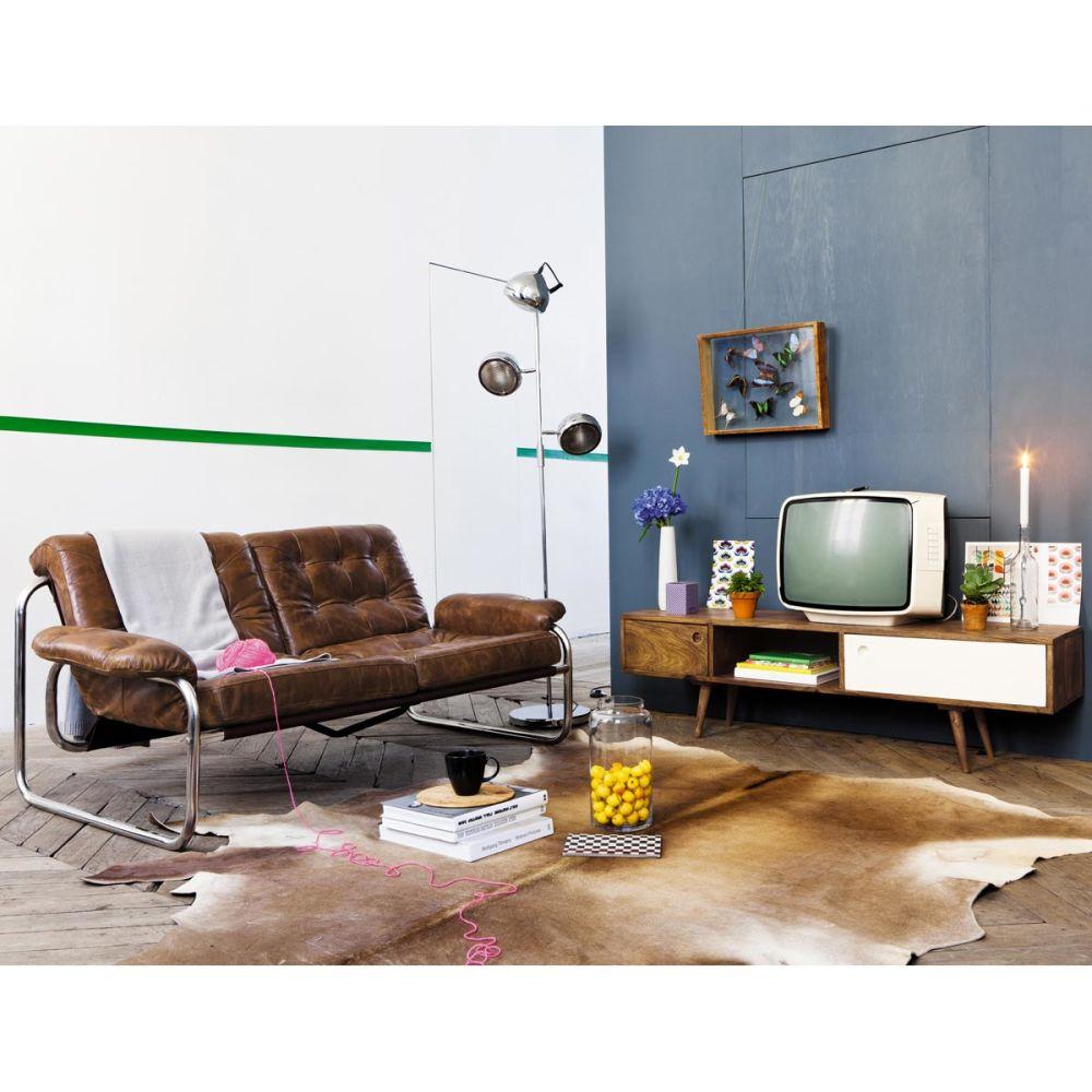Vintage tv meubel andersen andersen maisons du monde - Maison du monde vintage ...