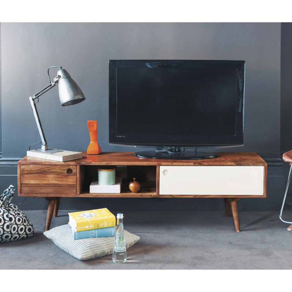 Meuble Tv Vintage Andersen Id Es Novatrices D Int Rieur Et De  # Meuble Tv Maison Du Monde Vintage