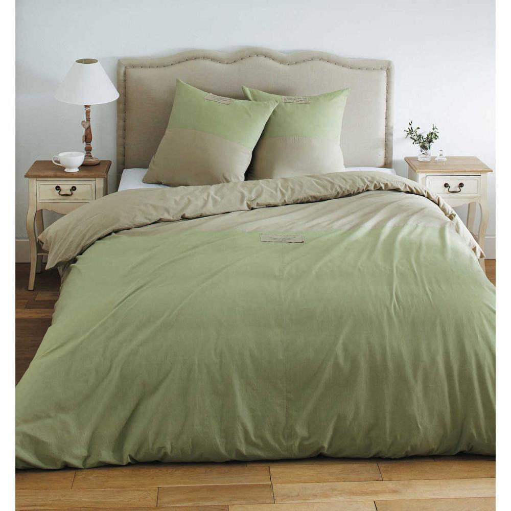 parure housse de couette mod ne 260x240 maisons du monde. Black Bedroom Furniture Sets. Home Design Ideas