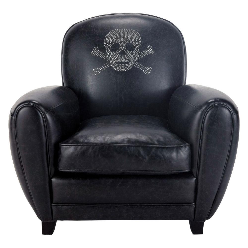 Black skull chair - Black Skull Chair