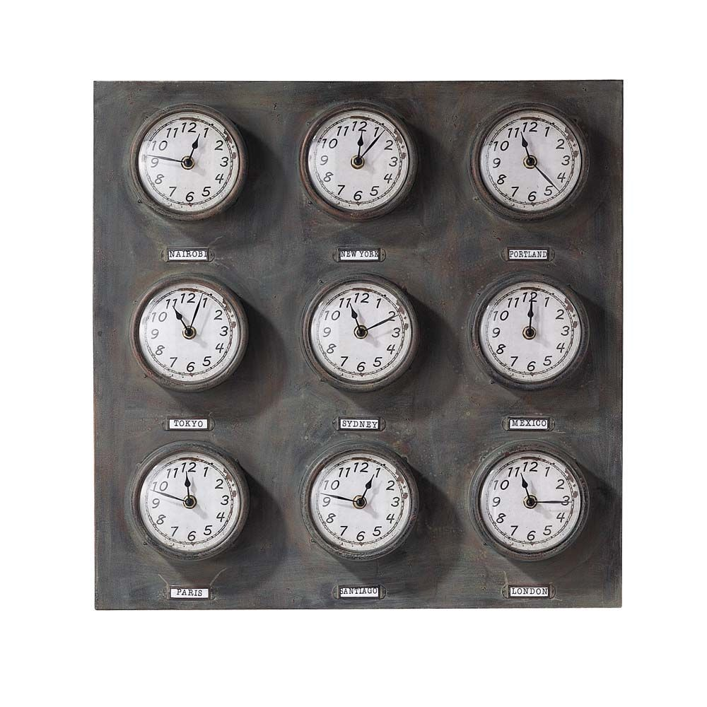 maison du monde horloge murale excellent horloge gousset mercier with maison du monde horloge. Black Bedroom Furniture Sets. Home Design Ideas