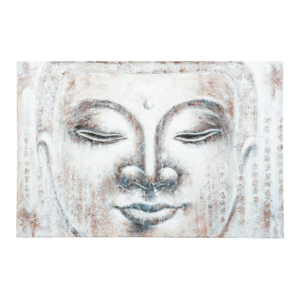 Toile bouddha zen maisons du monde for Toile decoration murale zen