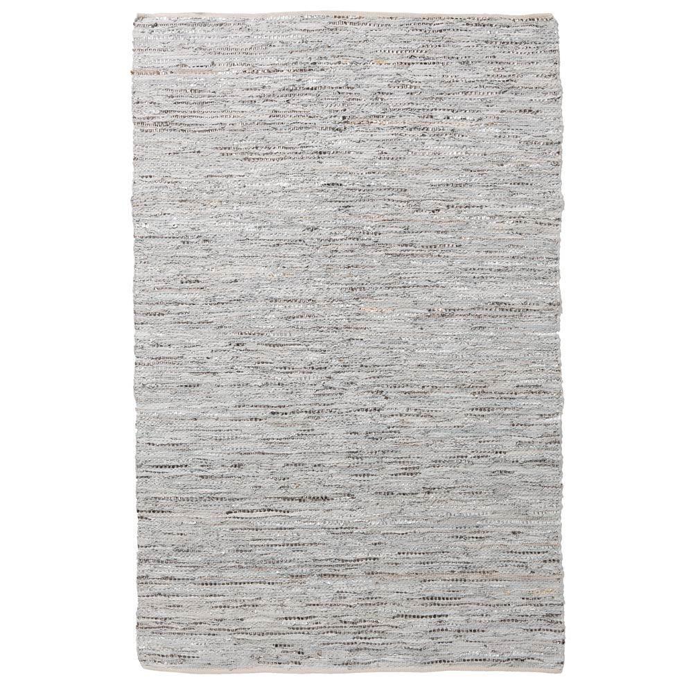 Tapis Basics silver 160x230 cm   Maisons du Monde