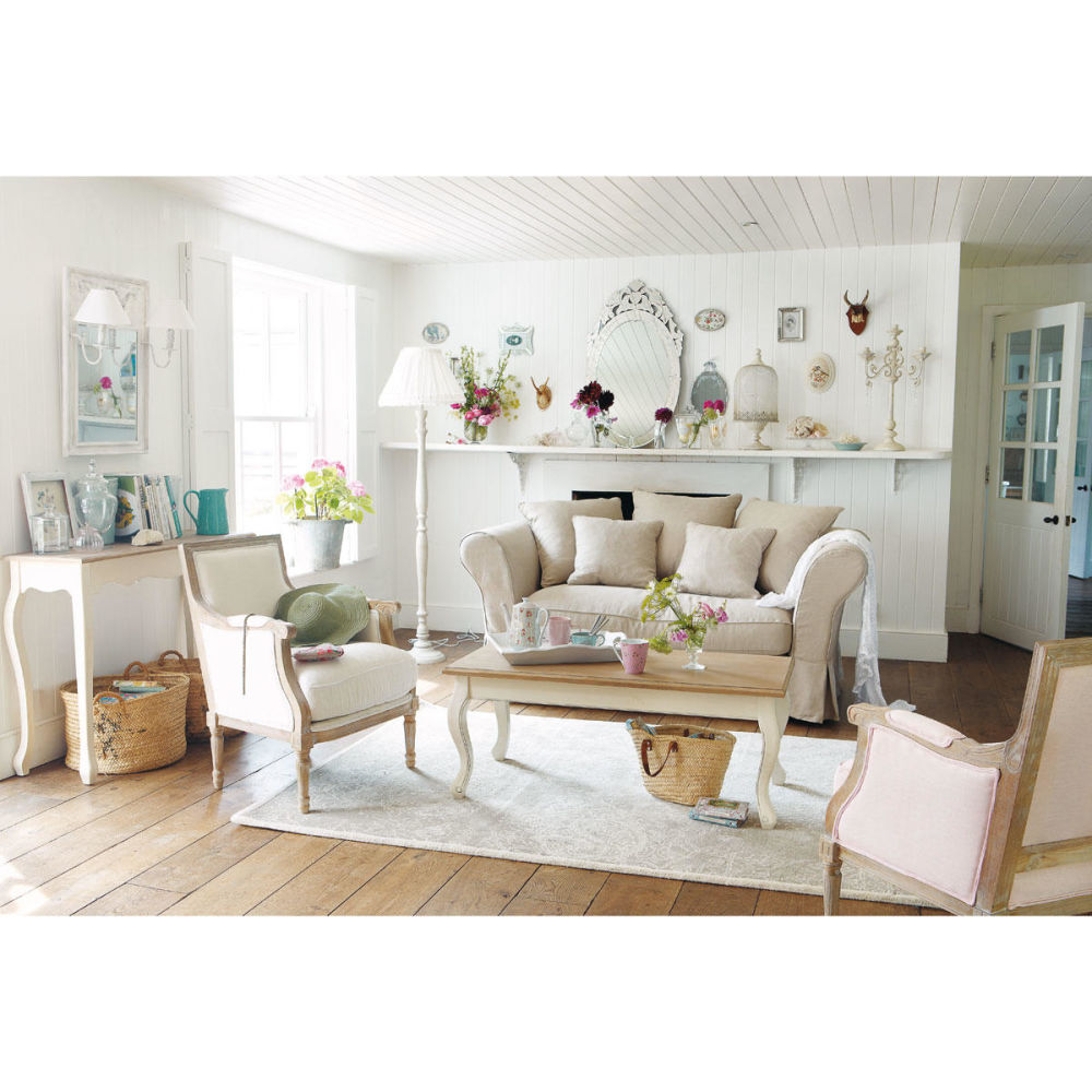 maison du monde table de chevet leontine. Black Bedroom Furniture Sets. Home Design Ideas