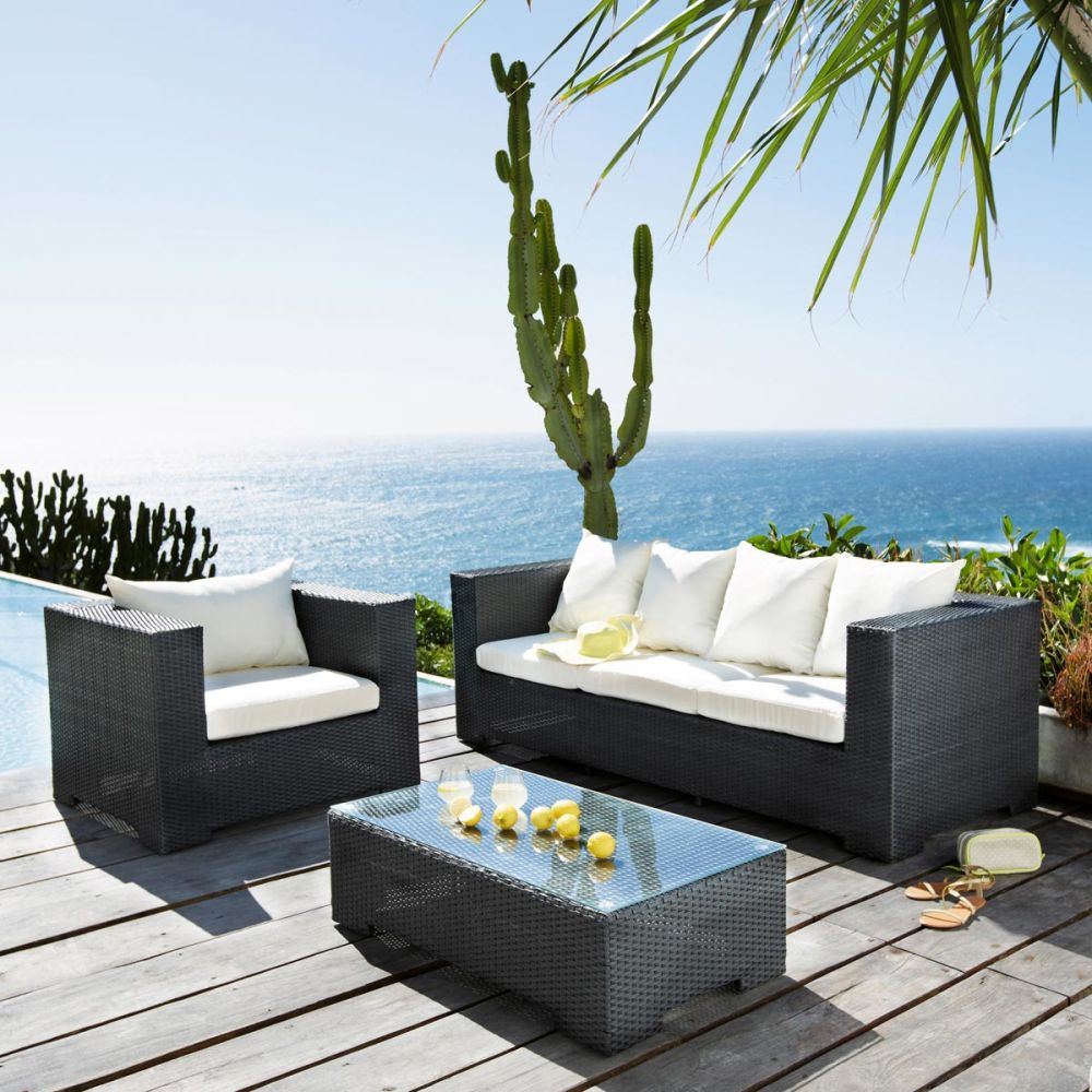 canape exterieur. Black Bedroom Furniture Sets. Home Design Ideas
