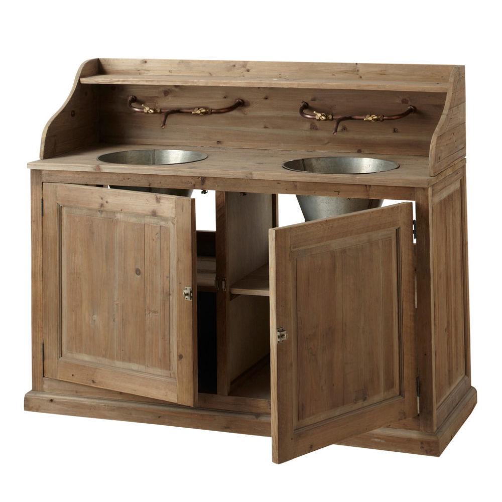 Meuble double vasque le bon coin sammlung for Le bon coin moselle meubles
