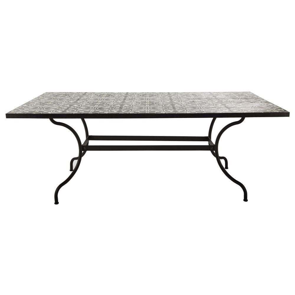 155535_2 Impressionnant De Table De Jardin Ronde Pas Cher Conception