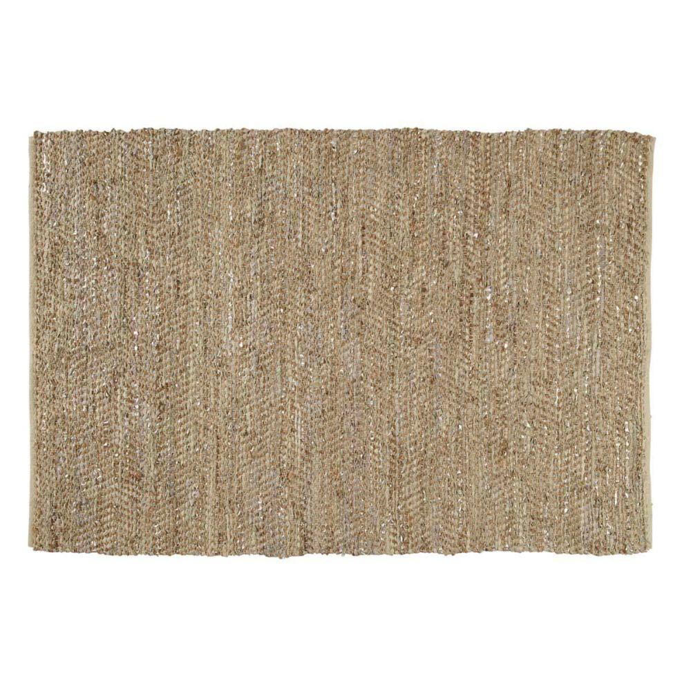 tapis beige taj 160x230 maisons du monde. Black Bedroom Furniture Sets. Home Design Ideas