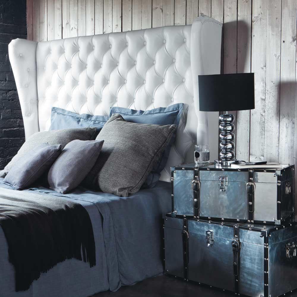Maisons du monde - Tete de lit capitonnee maison du monde ...
