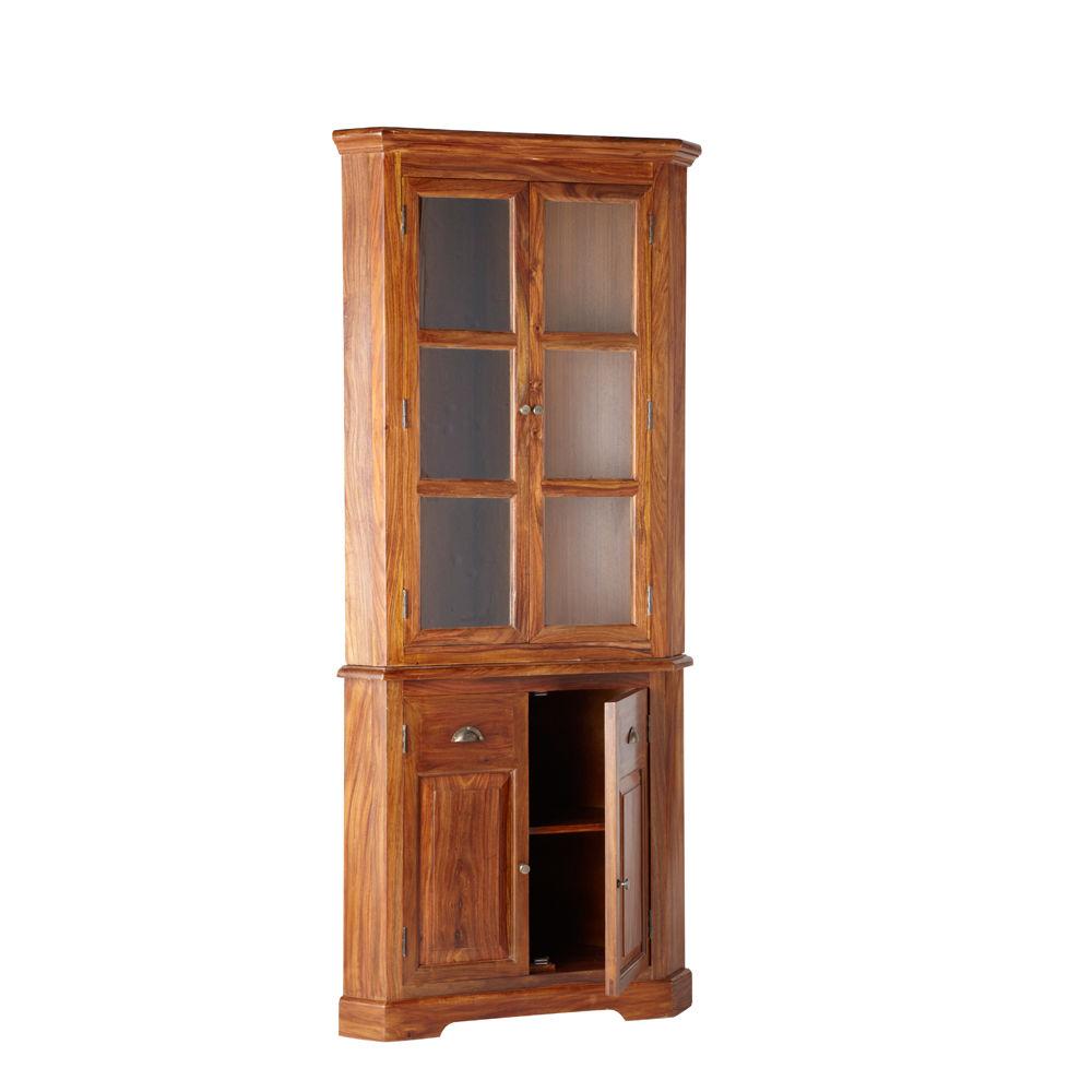 Meuble dangle en bois de sheesham massif L 90 cm Lubéron  Maisons du Monde -> Meubles Luberon
