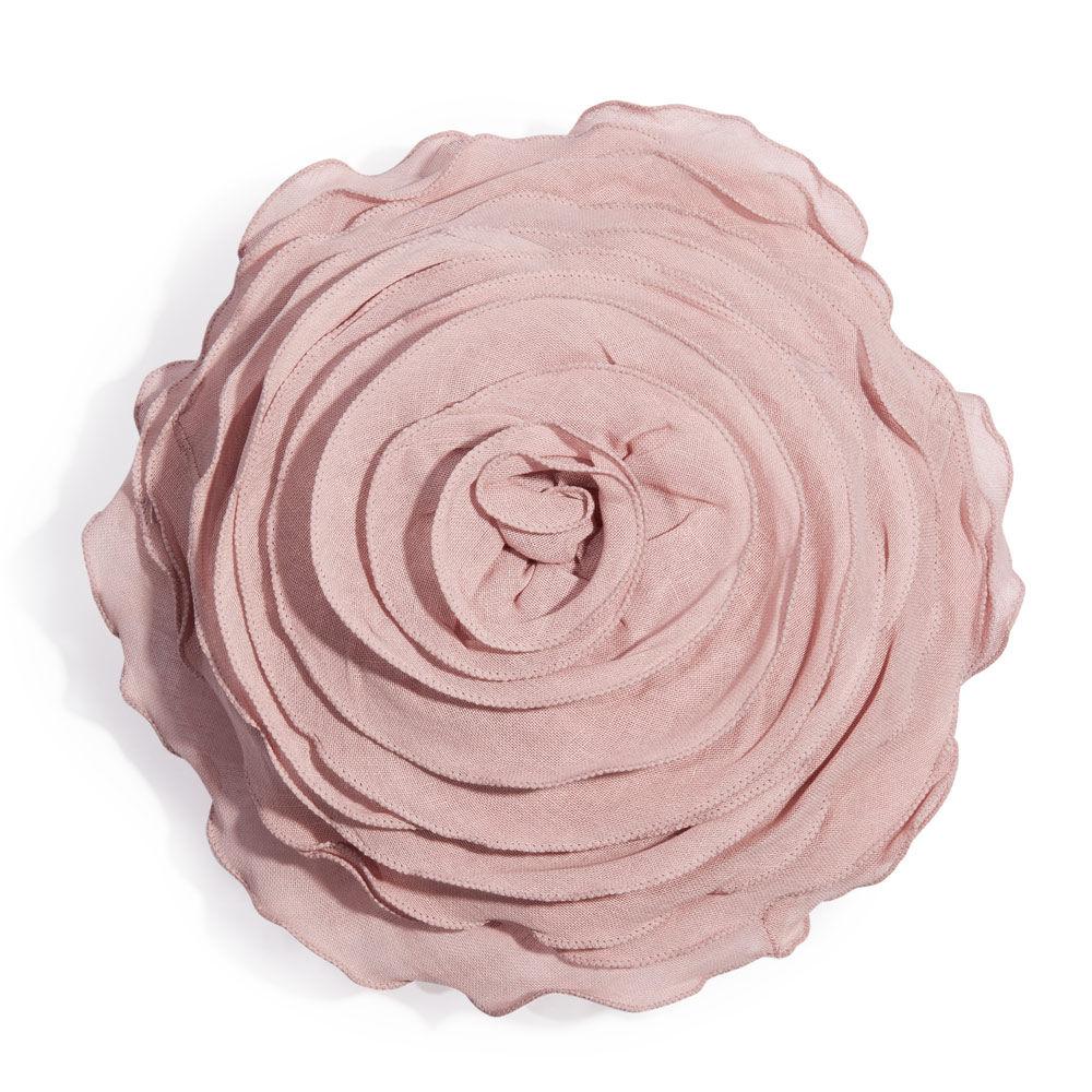 Coussin rose lilas maisons du monde - Coussins maisons du monde ...