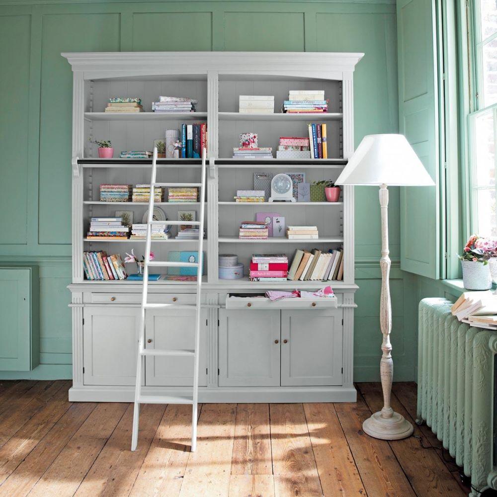 Meuble tv bibliotheque maison du monde - Meuble style maison du monde ...
