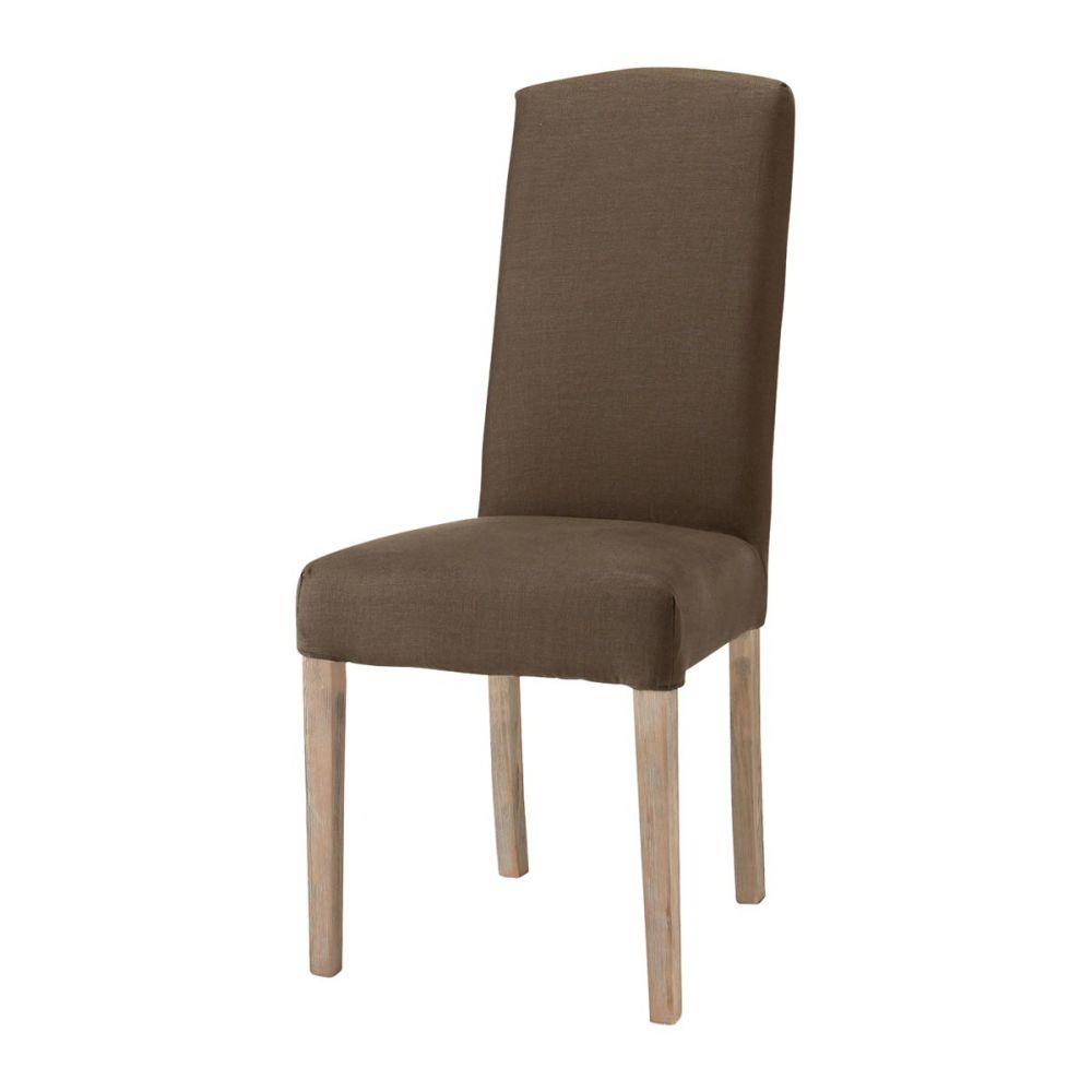 Housses chaises - Housse de chaise gris ...