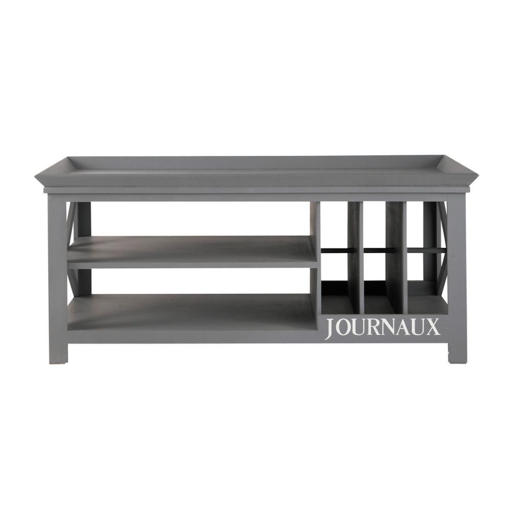 table basse grise maison du monde. Black Bedroom Furniture Sets. Home Design Ideas