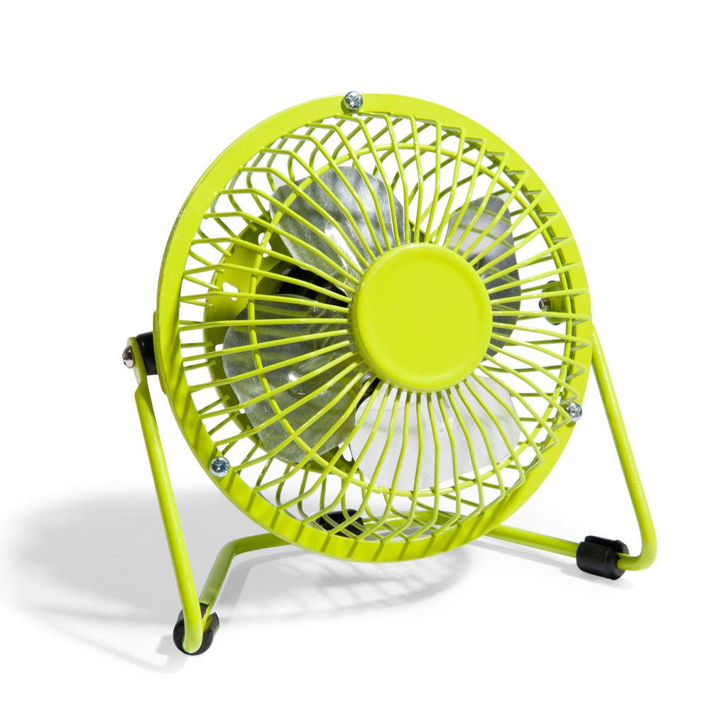 FR fr produits fiche mini ventilateur usb vert