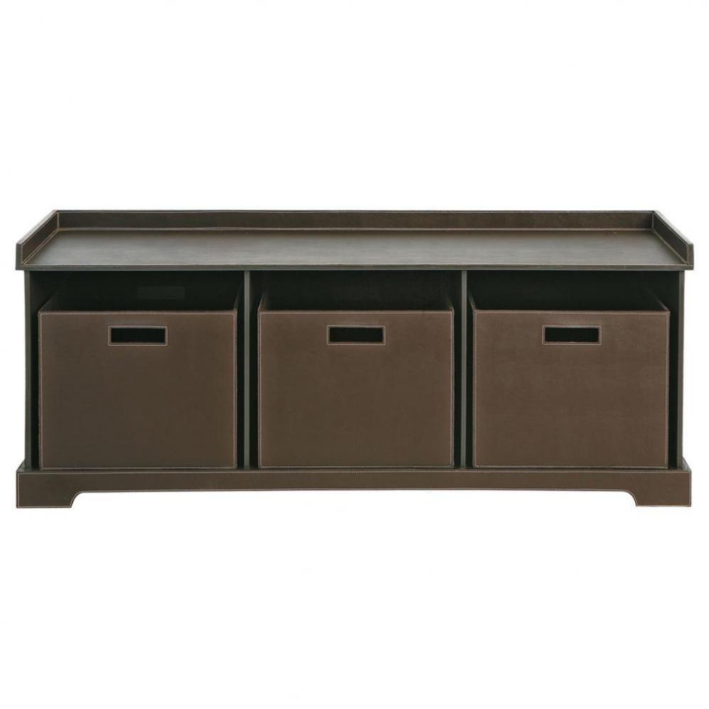 banc tiroir. Black Bedroom Furniture Sets. Home Design Ideas