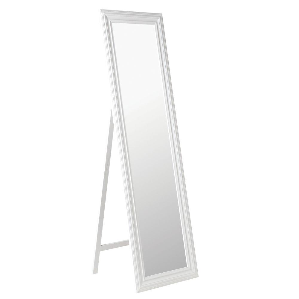 Psych napoli blanc maisons du monde for Miroir 80x160